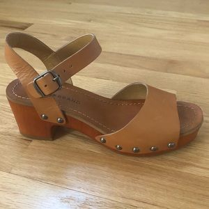 Lucky Brand Hollie Clogs size 7M/37